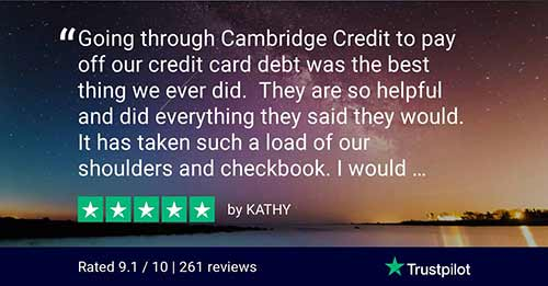 cambridge's clients have rated them 5 out of 5 stars