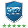 Cambridge is a top rated agency on Consumer Affairs.