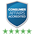 Cambridge is the highest rated debt counseling agency on consumeraffairs.com