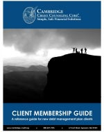Client membership guide. Click to download full document.